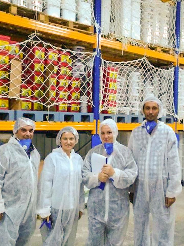 Nektar Factory Interior Crew
